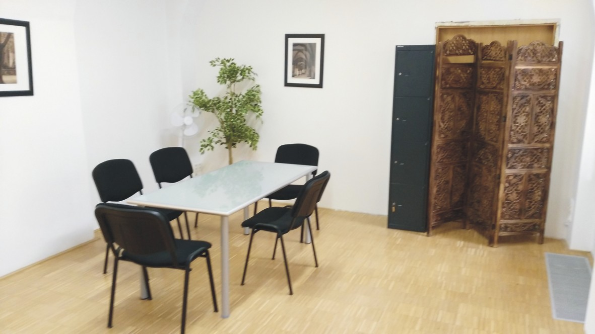 Prague 1, Charvátova street - office