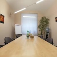 Praha 3 - zasedací místnost